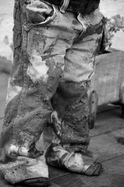 Kids & Mud = Fun!