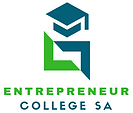 Entrepreneur College SA Logo White Backg