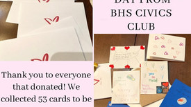 Civic Club Highlight - Bellevue High School