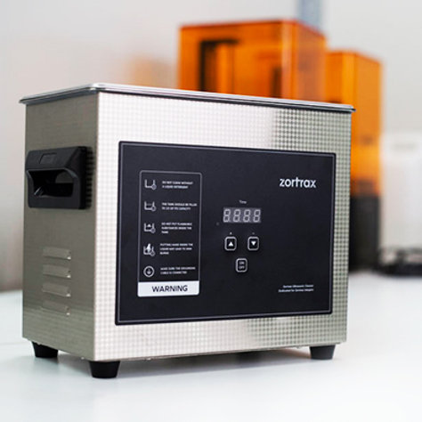 Ultra sonic cleaner (超音波洗浄機)