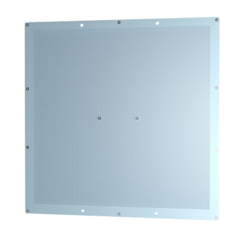 Perforated Plate for Dual