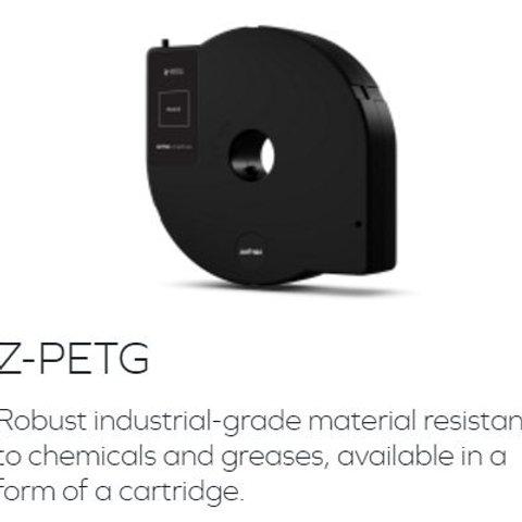 Z-PETG for Inventure