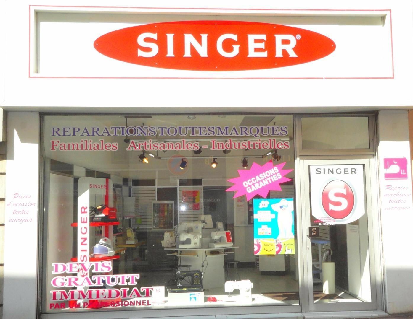 SINGER Romans