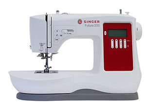 Machine à coudre SINGER FUTURA 200