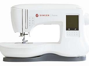 machine à coudre SINGER FUTURA 4400
