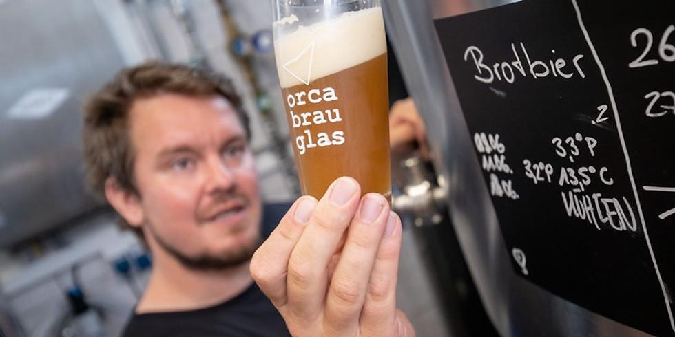 Highlight Tasting mit Felix von Orca Brau