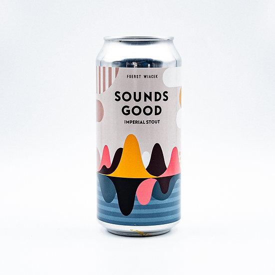 Fürst Wiacek - Sounds Good Imperial Stout