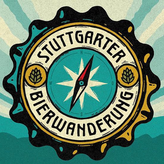 21.08.2021 Stuttgarter Bierwanderung - Wanderpaket