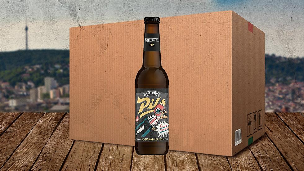 Kraftpaule - Pils 12 er Box
