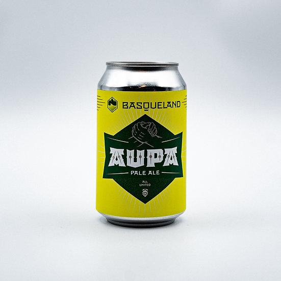Basqueland - AUPA Pale Ale