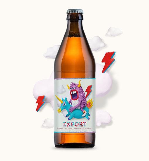 Tilmans Biere - Export