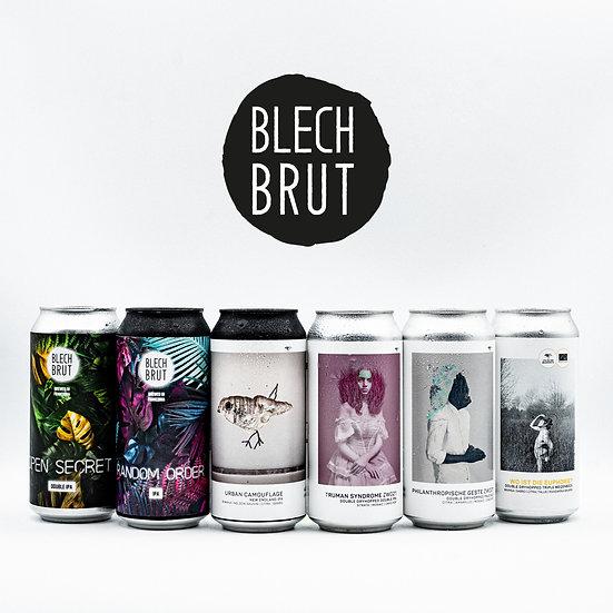 Blech Brut & Atelier der Braukünste Neuerscheinungsset