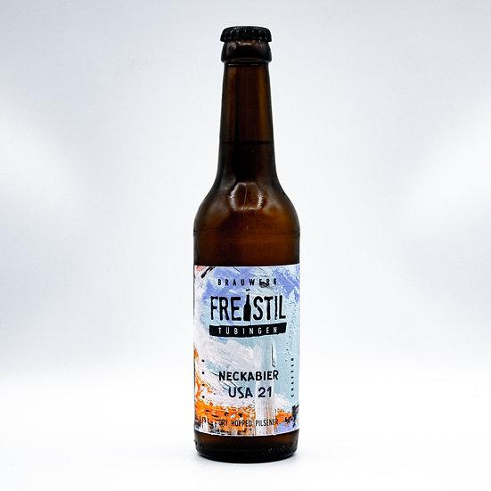Freistil - Neckabier
