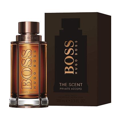 Hugo Boss | The Scent Private Accord | E.D.T | 100ml | בושם לגבר