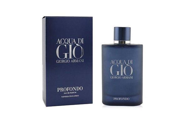 Giorgio Armani - Acqua Di Gio Profondo 125ml - ארמני - בושם לגבר