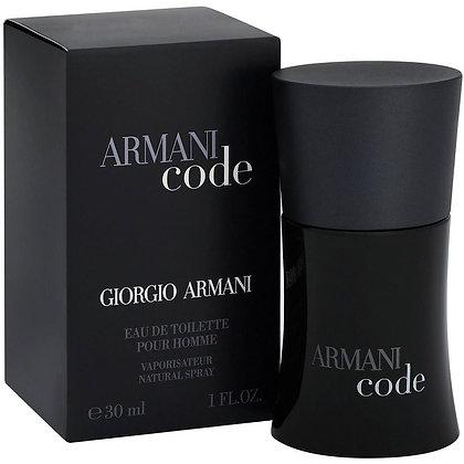 Giorgio Armani | Code | E.D.T | 30ml | בושם לגבר
