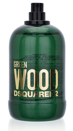 Dsquared2 | Green Wood | 100ml | E.D.T | בושם לגבר | טסטר