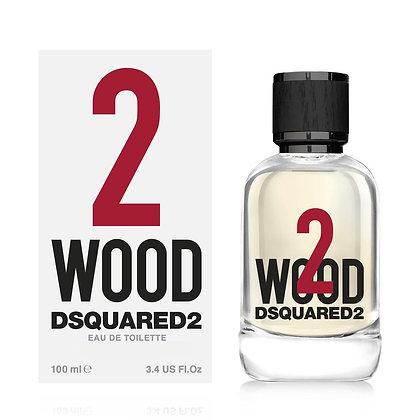 Dsquared2 | 2 Wood | 100ml | EDT | דיסקוורד | בושם לגברים