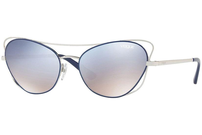 Vogue | Cat Eye | VO4070S 50597B 57-17 | משקפי שמש לנשים