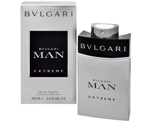 Bvlgari   Man Extrme   E.D.T   100ml   בושם לגברים