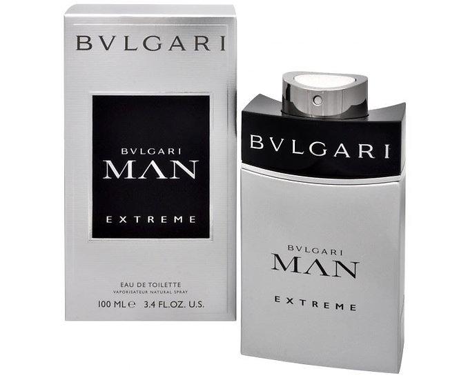 Bvlgari | Man Extrme | E.D.T | 100ml | בושם לגברים