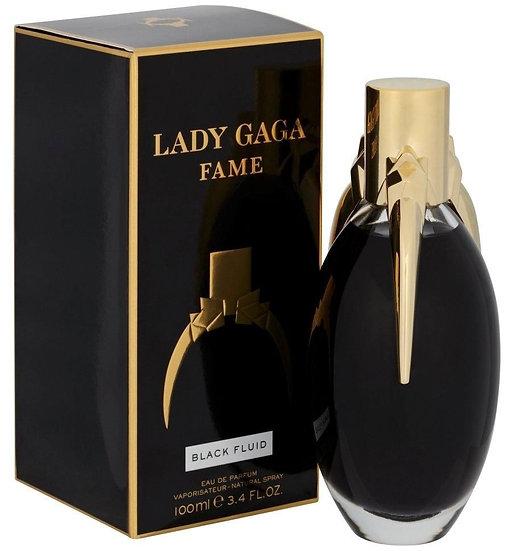 Lady Gaga Fame Black Fluid 100ml בושם לנשים - לידי גאגא