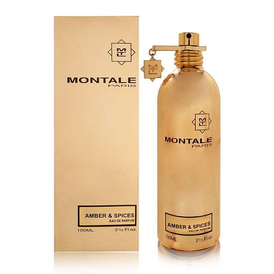 Montale | Amber & Spices | E.D.P | 100ml | בושם לאישה