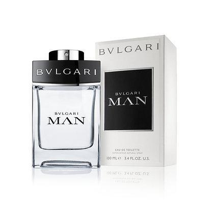 Bvlgari | Bvlgari Man | E.D.T | 100ml | בושם לגבר