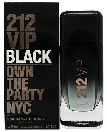 Carolina Herrera | 212 Black Own The Party NYC | E.D.T | 100ml | בושם לגבר