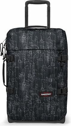Eastpak | Tranverz S | מזוודה קטנה | בניינים שחור