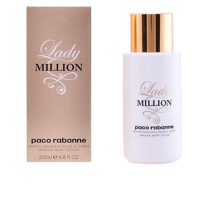 Paco Rabanne   Lady Million    E.D.P   קרם גוף