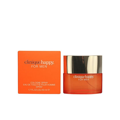 Clinique | Happy | E.D.C | 50ml | בושם לגבר