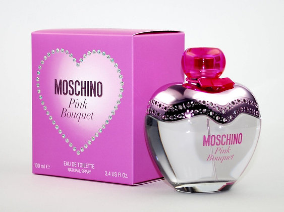 Moschino | Pink Bouquet | E.D.T | 50ml | בושם לנשים