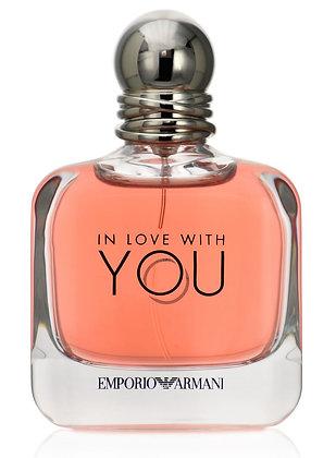 In Love With You 100ml ארמני בושם לנשים א.ד.פ
