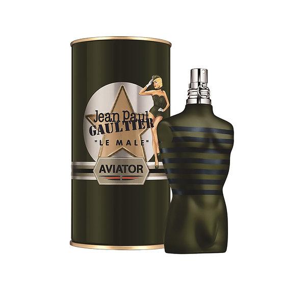 Jean Paul Gaultier | Le Male Aviator | E.D.T | 125ml | בושם לגבר