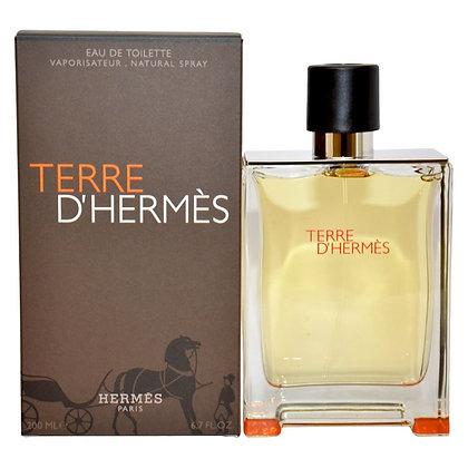 Hermes | Terre D'hermes | 200ml | E.D.T | בושם לגבר