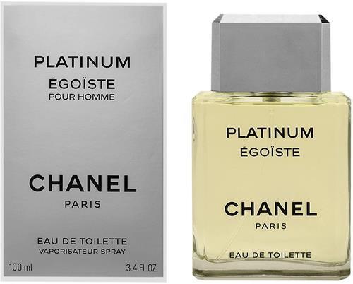 Chanel | Egoiste Platinum | 100ml | EDT | בושם לגבר | שאנל