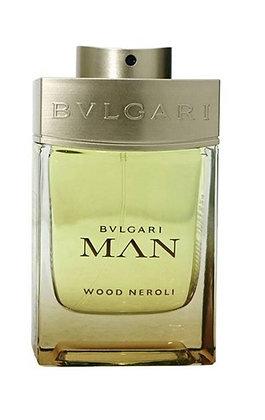 Bvlgari | Man Wood Neroli | E.D.P | 100ml | בושם לגבר| טסטר