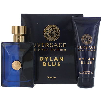 Versace | Pour Homme | Dylan Blue | E.D.T | סט לגבר