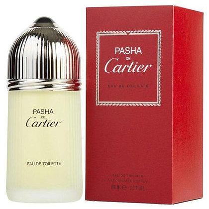 Cartier | Pasha De Cartier | 100ml | EDT | בושם לגבר
