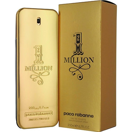 Paco Rabanne | One Million | E.D.T | 200ml | בושם לגבר