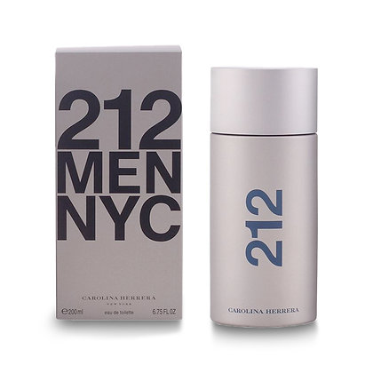 Carolina Herrera | 212 Men NYC | E.D.T | 200ml | בושם לגבר