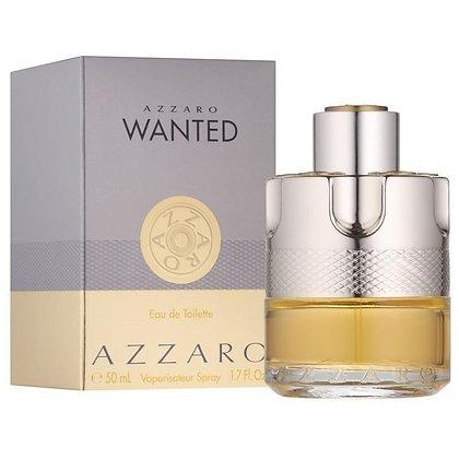 Azzaro   Wanted   E.D.T   50ml   בושם לגבר אזארו