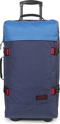 Eastpak | Tranverz L | מזוודה גדולה | גווני כחול