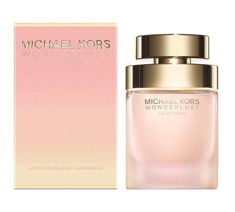 Michael Kors | Wonderlust Eau De Voyage | 100ml | EDP | בושם לאישה