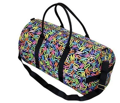Moschino   Colorful  Duffle Bag   תיק יד
