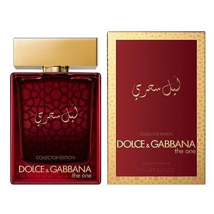Dolce & Gabbana | The One Mysterious Night | 100ml | EDP | בושם לגבר