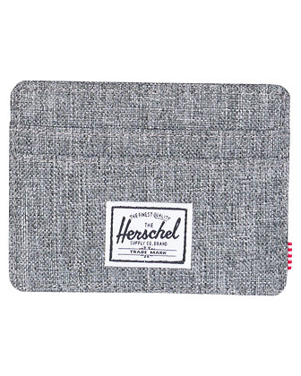 Herschel Supply Co | Charlie | ארנק של הרשל | אפור בהיר