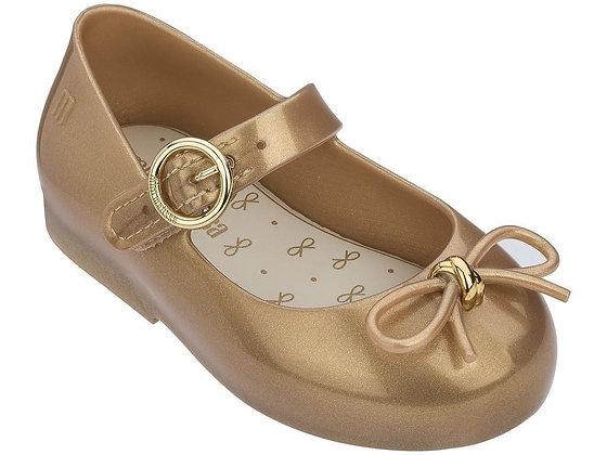 Mini Melissa | Sweet Love | נעלי בובה | זהב