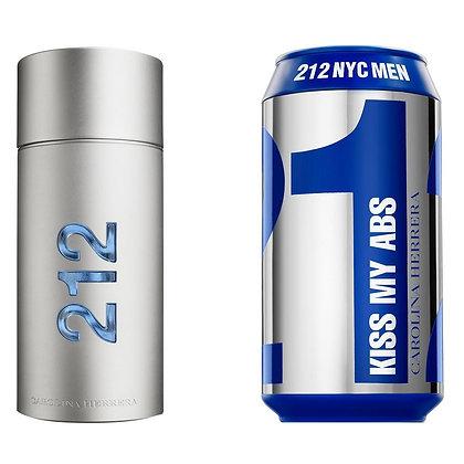 Carolina Herrera | 212 NYC Can Limited Edition | E.D.T | 100ml | בושם לגבר